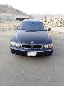 BMW 745LI فل كامل نظيف جدا