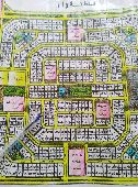 أرض للبيع بمخطط 122الكوثر بعزيزية الخبر 770 م
