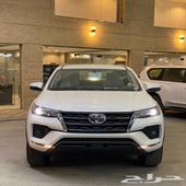 تويوتا فورشنر 2021 VX 6V جديد