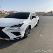 للبيع لكزس  NX-F Sport 2018