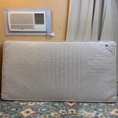 سرير بوكس نفر ونص مع مرتبه
