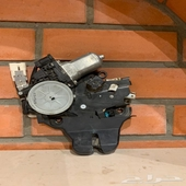 قفل و مراية LS460