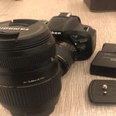 كاميرا نيكون جديدة لم تستخدم كثير Nikon