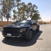 رابتر F150 غمارة ونص سعودي 2014
