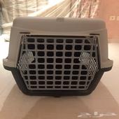 قفص - صندوق تنقل -قطط -كلاب