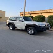 الرياض - السيارة نيسان - باترول فتك ربع مخزن