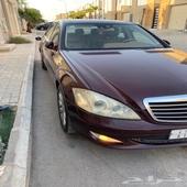 مرسيدس اس 350 - 2007