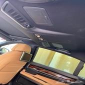 بي ام دبليو 2014 BMW 750 ممشى قليل