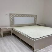 غرفة نوم ست قطع للبيع