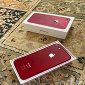 للبيع ايفون 8 أحمر 64 قيقا