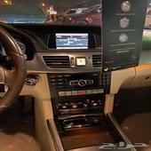 مرسيدس E200 بانوراما جفالي صيانات وكاله