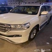 لاندكروزر جي اكس ار سعودي 2017