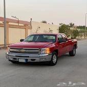 سلفرادو 2012 z71 احمر للبيع
