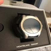 ساعة مونتبلانك ديجيتال اصليةنظيفة جدا ب950 ريال
