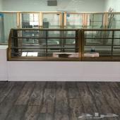 ثلاجات عرض أوروبية للكيك والحلويات للبيع ماكينة قهوه