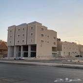 الرياض فرصة استثمارية (عمارة للبيع)