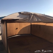 خيمة 3 3 خاليه من العيوب 0500109335 وت ساب