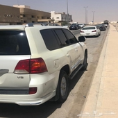 جيب لاندكروزر GX سعودي 2013