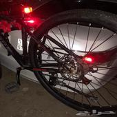 دراجة رياضيه شبه جديدة مقاس29