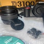 كاميرا نيكون 3100D