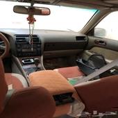 لكزس 400 ال اس موديل 95 سعودي للبيع قطع غيار