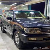 لاندكروزر 2004 VXR