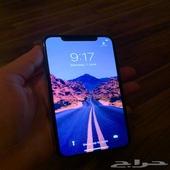 ايفون X حجم (256) نظيف منوة المستخدم