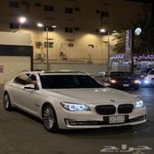 على الضمان BMW 730 i
