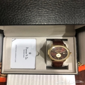 PICASSO AND CO WATCHES CHAIRMAN Limited Edition of 500pcs