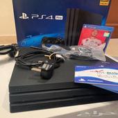سوني بلايستيشن 4 Playstation Pro 4K للبيع لاعلى سوم