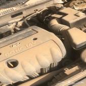 سوناتا2008 تشليح مكينة وقير على الشرط