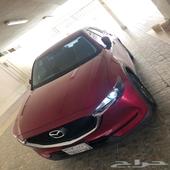 مازدا CX 5 للبيع 2018 احمر