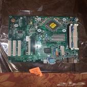 hp motherboard مذربورد قديم