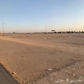 يوجد اراضي للبيع في حي المطار بمساحات مختلفة