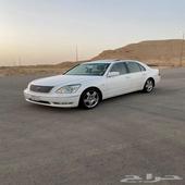 لكزس ls430 2004 (تم البيع )