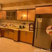 شقة فاخرة للايجار الصيفي بحي الجامعيين بخميس مشيط