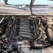 للبيع مكينة وقير كابريس ولومينا 2006 V8