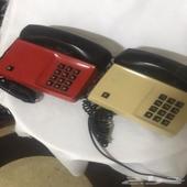 جهاز تلفون الهاتف السعودي قديم تراث
