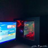 كمبيوتر العاب للبيع - pc