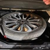 رنج روفر سوبر تشارج V82014 ممشى133000