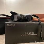 كاميرا  Fujifilm X-E3 تم البيع