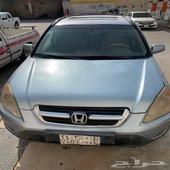 سيارة هوندا سي ار في 2004 لايوجد فيها اعطال
