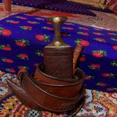 جنبية زراف صنعاني قديم
