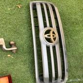 قطع غيار أصلية مستعملة لاندكروزر 2007