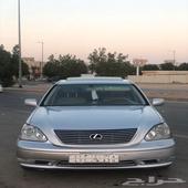 لكزس 2005سعودي