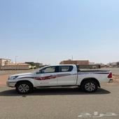للبيع هايلكس 2016 فل كامل سعودي