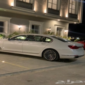 بي ام BMW 730 فل كامل