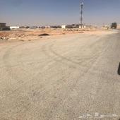 ارض للبيع في حي الرمال