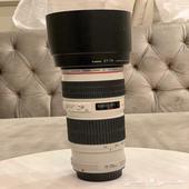 عدسة كانون زوم Canon EF 70-200mm