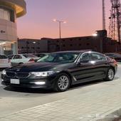 بي ام الفئه الخامسه 2018 ممشى سياره 85 الف